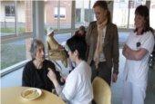 Les soignants en maison de retraite Alzheimer